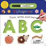 Omslag - Alphaprints: Trace, Write, and Learn ABC