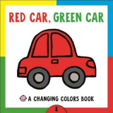 Omslag - Red Car, Green Car
