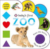 Omslag - Baby's First: Zoo
