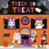 Omslag - Little Friends: Trick or Treat