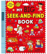 Omslag - My Big Seek-And-Find Book