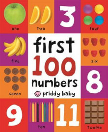 First 100 Numbers av Roger Priddy (Pappbok)