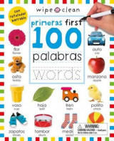 Omslag - Wipe Clean: First 100 Words Bilingual