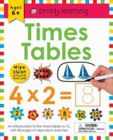 Omslag - Wipe Clean Workbook: Times Tables (Enclosed Spiral Binding)