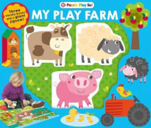 Puzzle Play Set: My Play Farm av Roger Priddy (Pappbok)