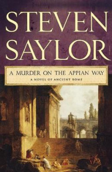 A Murder on the Appian Way av Steven Saylor (Heftet)