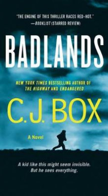 Badlands av C J Box (Heftet)