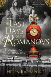 The Last Days of the Romanovs av Helen Rappaport (Heftet)