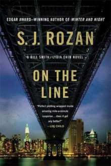 On the Line av S J Rozan (Heftet)