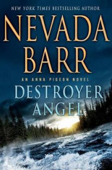 Destroyer Angel av Nevada Barr (Innbundet)