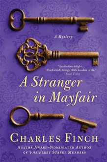 A Stranger in Mayfair av Charles Finch (Heftet)