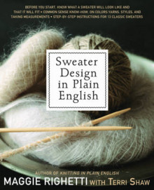 Sweater Design in Plain English av Maggie Righetti (Heftet)