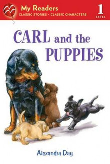 Carl and the Puppies av Alexandra Day (Heftet)