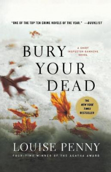 Bury Your Dead av Louise Penny (Heftet)