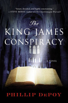 The King James Conspiracy av Phillip DePoy (Heftet)
