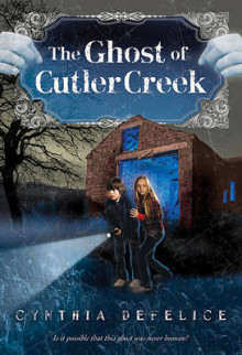 The Ghost of Cutler Creek av Cynthia DeFelice (Heftet)