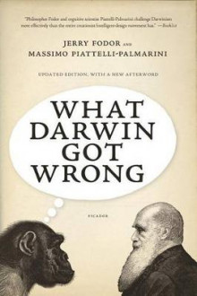 What Darwin Got Wrong av Jerry Fodor (Heftet)