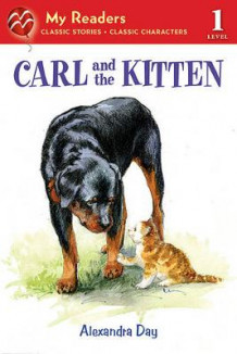 Carl and the Kitten av Alexandra Day (Heftet)