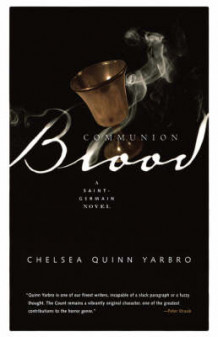 Communion Blood av Chelsea Quinn Yarbro (Heftet)