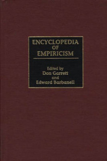 Encyclopedia of Empiricism av Edward M. Barbanell og Don Garrett (Innbundet)