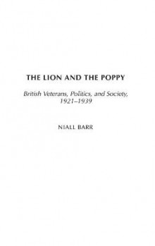 The Lion and the Poppy av Niall Barr (Innbundet)