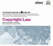Copyright Law av Roger Schechter (CD-ROM)
