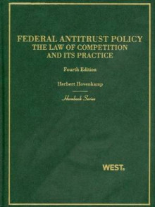 Federal Antitrust Policy, the Law of Competition and its Practice av Herbert Hovenkamp (Innbundet)