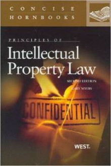 Principles of Intellectual Property Law av Gary Myers (Heftet)