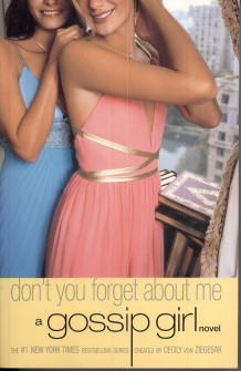 Gossip Girl #11: Don't You Forget About Me av Cecily Von Ziegesar (Heftet)