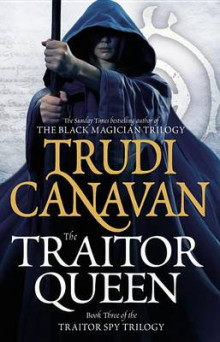 The Traitor Queen av Trudi Canavan (Heftet)