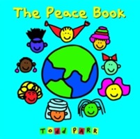 The Peace Book av Todd Parr (Heftet)