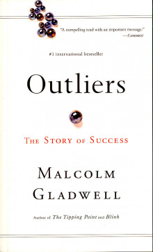 Outliers av Malcolm Gladwell (Heftet)
