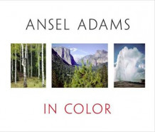 Ansel Adams in colour av Ansel Adams (Innbundet)