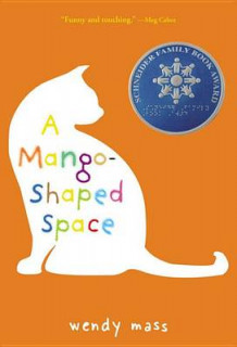 A Mango-Shaped Space av Wendy Mass (Heftet)