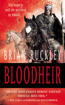 Bloodheir av Brian Ruckley (Heftet)