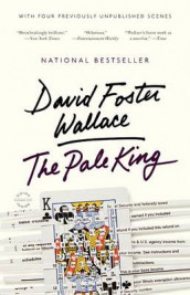The Pale King av David Foster Wallace (Innbundet)