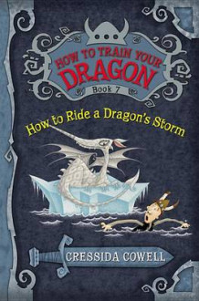 How to Ride a Dragon's Storm av Cressida Cowell (Innbundet)