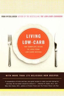 Living Low-Carb av Fran McCullough (Heftet)