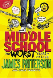 The Worst Years of My Life av James Patterson og Chris Tebbetts (Heftet)