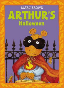 Arthur's Halloween av Marc Brown (Heftet)