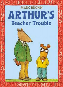 Arthur's Teacher Trouble av Marc Brown (Heftet)