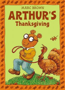 Arthur's Thanksgiving av Marc Brown (Heftet)