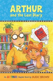 Arthur And The Lost Diary av Marc Brown (Heftet)