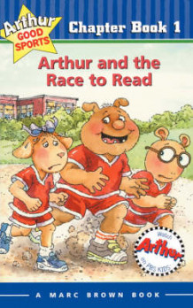 Arthur and the Race to Read av Marc Brown (Heftet)