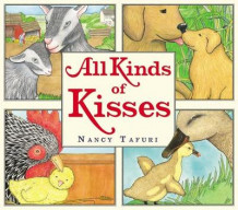 All Kinds of Kisses av Nancy Tafuri (Innbundet)
