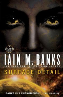 Surface Detail av Iain M Banks (Heftet)