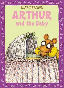 Arthur and the Baby av Marc Brown (Heftet)