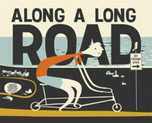 Along a Long Road av Frank Viva (Innbundet)