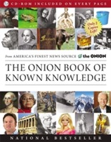 The Onion Book of Known Knowledge av The Onion (Heftet)