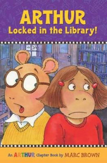 Arthur Locked In The Library! av Marc Brown (Heftet)